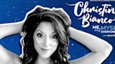 Christina Bianco Brings ME, MYSELF, AND EVERYONE ELSE to Holmdel Theatre's 'Broadway At The Barn' Series