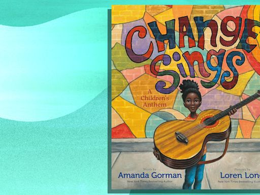 Where to find Amanda Gorman's new picture book