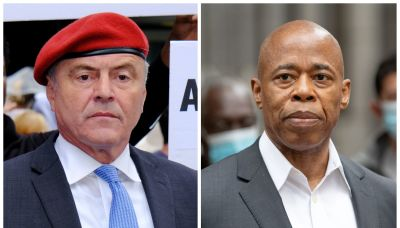 Eric Adams, Curtis Sliwa get ready for first NYC mayoral debate: How to watch, what to expect