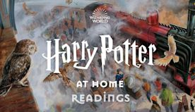 Harry Potter: First Book to Be Read Entirely By Celebrities - IGN