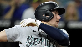 Kelenic 2 HRs off newcomer Heasley, Mariners beat Royals 6-2