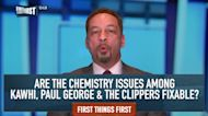 Chris Broussard: Ty Lue can fix LA Clippers' problems with Kawhi & Paul George | FIRST THINGS FIRST