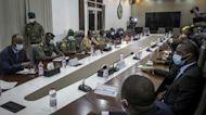 Mali coup leaders meet mediators seeking return to civilian rule