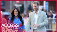 Prince Harry And Meghan Markle's Children, Archie And Baby Lilibet, Can Inherit Royal Titles Once Charles Becomes King