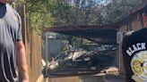 美國軍用教練機撞3棟民宅墜毀 飛行員下場曝光