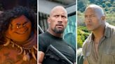 All of Dwayne 'The Rock' Johnson's Movies, Ranked From Worst to Best (Photos)