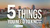 Five things you need to know today and my favorite ice cream recipe - Cincinnati Business Courier