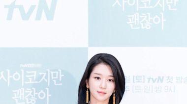 韓國女藝人徐睿知當選百想藝術大賞人氣獎