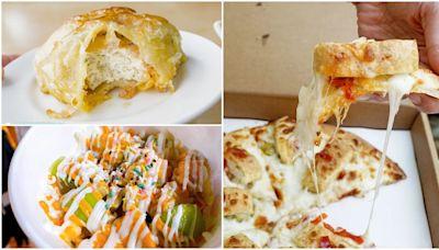 超有哏吃法!北部5家臭豆腐創意料理:牽絲臭豆腐披薩、限量起司堡臭豆腐