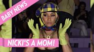 Nicki Minaj Gives Rare Glimpse of 8-Month-Old Son Trying to Walk
