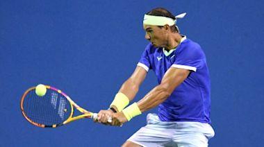 網球》納達爾休養2個月復出 三盤險勝但腳傷仍是罩門