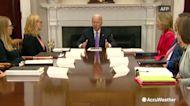 Joe Biden and FEMA prepare for extreme weather events