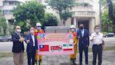 嘉縣援贈索馬利蘭小型水箱車 翁章梁:國與國互相幫忙成常態
