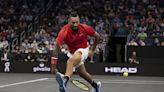 Tennis-Australian Kyrgios heads home from Laver Cup, unsure of future