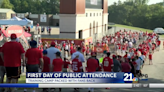 FIRST DAY OF PUBLIC ATTENDANCE