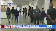 Stanislaus County Sees Surge Of In-Person Voting
