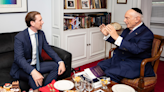 Sebastian Kurz, Austrian chancellor who supported Israel and opposed antisemitism, resigns amid corruption probe - Jewish Telegraphic Agency
