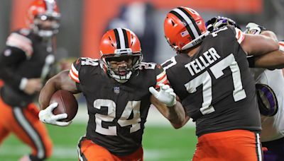 Browns players set to become free agents after season is a long list