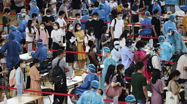 中國30日新增確診55例 南京疫情傳播逾200人