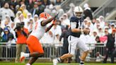 Where is Penn State in the AP Top 25 after loss to Illinois?
