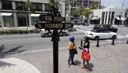 Cops on Swanky Rodeo Drive Arrested 90 People in Two Months. Eighty Were Black.