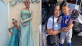 Teen Mom Cheyenne treats daughter Ryder, 3, to Frozen-themed 'Queen Elsa camp'