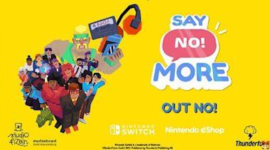 「向討厭的人說不!」 職場電玩大受上班族喜愛