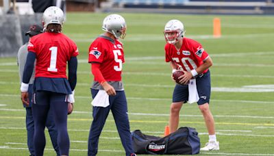 Instant observations from Day 1 of Patriots training camp