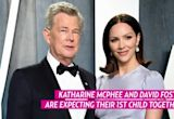 Katharine McPhee, David Foster Perform for 1st Time Since Pregnancy News