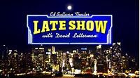 Late Show with David Letterman - Wikipedia