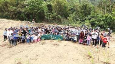 科定企業植樹造林 守護台灣生態環境