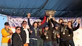 Stars+Stripes team wins 56th Congressional Cup at Long Beach Yacht Club - Orange County Breeze