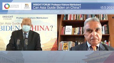 馬凱碩指中美須建立新戰略平衡 美阻中國崛起注定失敗