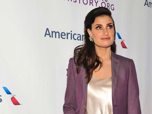 Idina Menzel shares her 'bad moms' moment when the tooth fairy didn't show