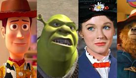 45 children's movies every adult should watch in their lifetime