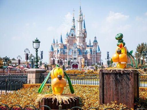 上海迪士尼度假區玲娜貝兒全球首秀,加長版萬聖狂歡日和金秋活動