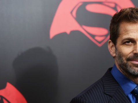 Important clarification: Zack Snyder's Justice League is a 4-hour movie, not a 4-hour miniseries