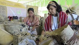 Pandemic scuttles market for folk artists from 50 nations