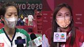 東京奧運|張雁宜輸波賽後訪問爆喊 網民質疑TVB女記者又講錯嘢