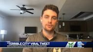 Meet the college student who first shared ESPN's 'terrible city' comments on Twitter