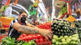 Precios de la canasta básica suben 8 por ciento en octubre