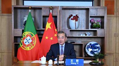 王毅表示反對疫苗民族主義 席爾瓦就河南洪災致慰問