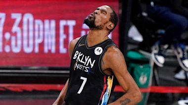 NBA/2013年後首度季後賽打滿 KD燃燒繳封神表現