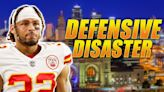 The Chiefs Defense is Historically Bad