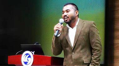 """(老外說·青春努力在中國)孟加拉國教師加力布:""""中國是值得學習的榜樣""""-國際在線"""