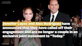 Alex Rodriguez, Jennifer Lopez announce breakup: 'We are better as friends'