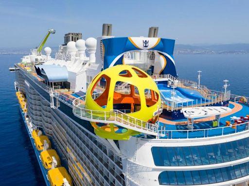 郵輪公海遊 專業旅運72小時限時搶購特惠 二五折坐海洋光譜號