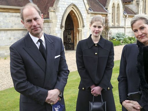 Step forward, Prince Edward: the future Duke of Edinburgh's newfound role at the heart of the royals