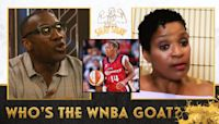 Who's the WNBA GOAT? Pamela McGee tells Shannon Sharpe her pick I Club Shay Shay
