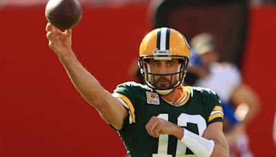 Anonymous NFL Exec Floats Blockbuster Aaron Rodgers Trade